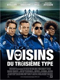 Voisins du troisième type - Blu-ray