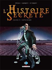 L'histoire secrète : Santa Muerte #27 [2012]