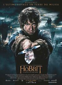 le Seigneur des Anneaux : Bilbo le Hobbit : Le Hobbit : La Bataille des Cinq Armées [#3 - 2014]