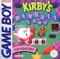 Kirby's Pinball Land [1993]