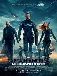 Captain America : Le Soldat de l'Hiver : Captain America 2 : le soldat de l'hiver. Blu-ray