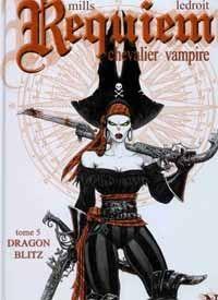 Requiem - Chevalier vampire : Dragon Blitz #5 [2004]