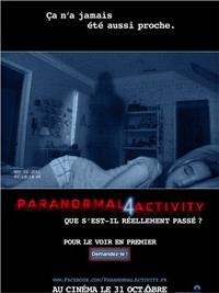 Paranormal Activity 4 - Version longue non censurée - Blu-ray