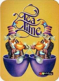 Alice au pays des merveilles : Tea time [2012]