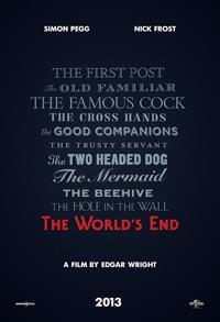 Le Dernier pub avant la fin du monde - Blu-ray
