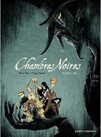 Chambres noires : Chasse à l'âme [#2 - 2011]