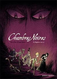 Chambres noires : Requiem en sous-sol [#3 - 2012]