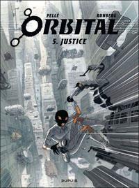 Orbital : Justice [#5 - 2012]