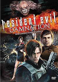Resident Evil : Damnation [2012]