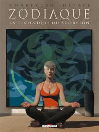 Zodiaque : La Technique du Scorpion #8 [2012]