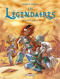 Les Légendaires : Amour mortel #15 [2012]