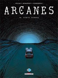 Arcanes : Santa Sangre #10 [2012]
