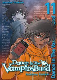 Dance in the Vampire Bund #11 [2012]