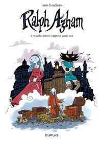 Ralph Azham : Un caillou enterré n'apprend jamais rien #4 [2012]