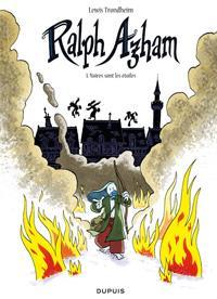 Ralph Azham : Noires sont les étoiles [#3 - 2012]