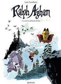 Ralph Azham : La Mort au début du chemin [#2 - 2011]