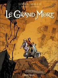 Le Grand Mort : Sombre #4 [2012]