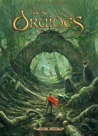 Les Druides : Les disparus de Cornouailles [#7 - 2012]