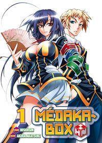 Médaka-Box [#1 - 2012]