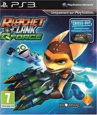 Ratchet & Clank : QForce [2012]