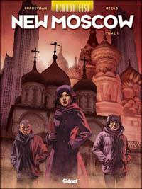 Uchronie[s] : New Moscow, tome 1 [2012]