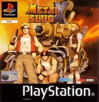 Metal Slug X - PSN