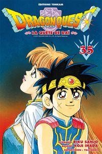 Dragon Quest - La Quête de Daï : Dragon Quest #35 [2012]