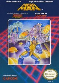 Mega Man - console virtuelle