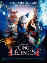 Les Cinq légendes [2012]