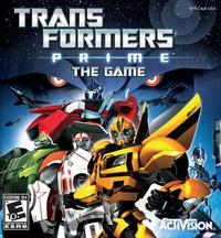 Transformers Prime: The Game [2012]