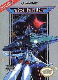 Gradius - console virtuelle