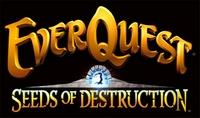 EverQuest : Seeds of Destruction #1 [2008]