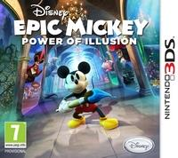 Epic Mickey : Power of Illusion [2012]