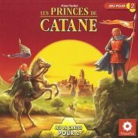 Les Colons de Catane : Les princes de Catane [2012]