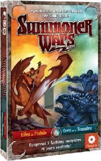 Summoner wars : Elfes du Phénix vs Orcs de la Toundra [2012]