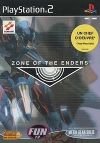 Zone of the Enders [#1 - 2001]