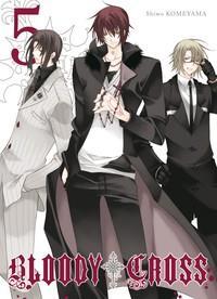Bloody Cross #5 [2012]