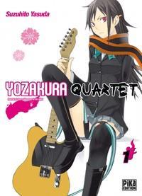 Yozakura Quartet #1 [2011]