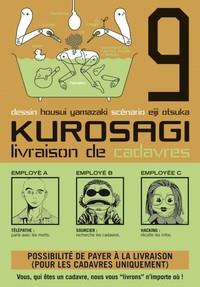 Kurosagi - Livraison de cadavres #9 [2009]