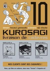 Kurosagi - Livraison de cadavres [#10 - 2010]