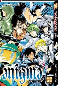 Enigma [#3 - 2012]