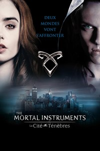 The Mortal Instruments : la cité des ténèbres - Blu-ray