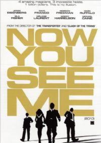 Now you see me : Insaisissables [2013]
