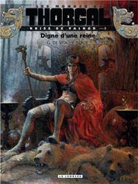 Les mondes de Thorgal - Kriss de Valnor: Digne d'une reine [#3 - 2012]