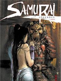 Samuraï, légendes : Furiko #1 [2012]