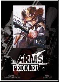 The Arms Peddler #4 [2012]