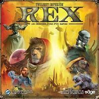 Twilight Imperium : Rex : les derniers jours d'un empire [2012]