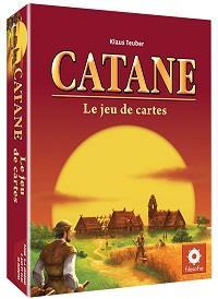 Les Colons de Catane : Catane : le jeu de cartes [2012]