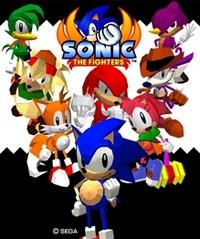 Sonic the Fighters [1996]