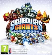 Spyro : Skylanders Giants [2012]